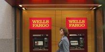 Wells fargo publie un benefice en baisse