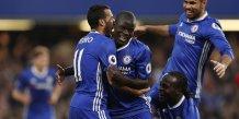 Chelsea fait exploser manchester united