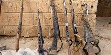 Armes Afrique
