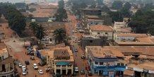 Des affrontements en centrafrique font seize morts