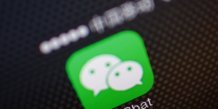 wechat censure chine