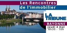 Rencontres de l'immobilier Bayonne