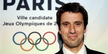 Tony Estanguet, JO Paris 2024,