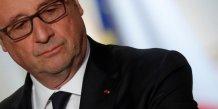Hollande convaincu du caractere terroriste de la fusillade de paris