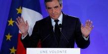 Francois fillon votera macron
