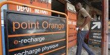 Orange Money, Afrique, Côte d'Ivoire, smartphone, pico crédit, paiement mobile,