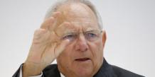 Schauble voudrait reequilibrer le role de la commission europeenne