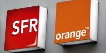 Sfr reclame 2,4 milliards d'euros a orange