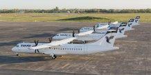 ATR ATR 72-600 Iran Air