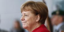 Merkel dit vouloir une cooperation etroite avec macron