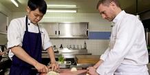 Ecole Tsuji : Yu Takahashi et Romain Barthe