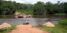 Bac transport fluvial cameroun