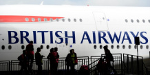 L'appel a la greve leve chez british airways