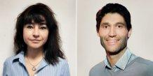 Céline Molina (Spotter) et Sébastien Bernis (BSWeb)