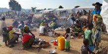 camp réfugiés nigérians Cameroun
