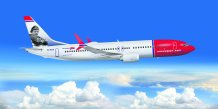 Norwegian, low cost long courrier
