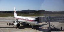Un avion d'Air Koryo, la compagnie aérienne nord-coréenne