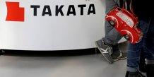 Takata va deposer le bilan lundi