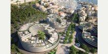Le programme immobilier Iconic au Cap d'Agde, porté par le promoteur Kaufman & Broad et dessiné par Jean-Michel Wilmotte