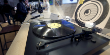 Sony relance la production de vinyles