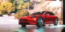 Le nouveau modèle de Tesla pourrait être livré dès la fin du mois de juillet
