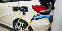 Bornes pour voitures électriques