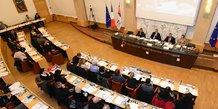 Le conseil de Métropole extraordinaire, réuni le 5 juillet 2017