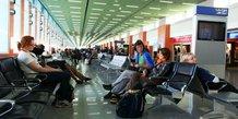 Aéroport Casablanca Mohammed V CMN MED trafic aérien
