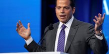 Anthony Scaramucci Trump