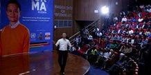Jack Ma Nairobi 20 juillet 2017 Alibaba