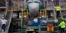 Boeing usine