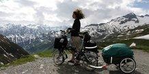 Tourisme à vélo cyclotourisme