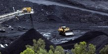 Le prix du charbon en hausse surprise