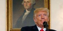 Trump prefere couper les ponts avec les pdg qui le conseillaient
