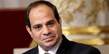 Le president egyptien sissi promulgue la loi sur les ong
