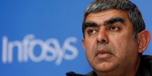 Vishal Sikka, Infosys, SSII, services informatiques, Inde,