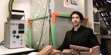 Eco-Tech Ceram conçoit des solutions pour valoriser les chaleurs des industries par le stockage de l'énergie