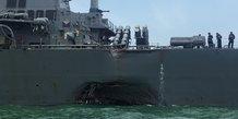 Destroyer US Navy