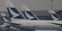 Cathay pacific achete 32 airbus au prix de 4,06 milliards de dollars