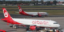 Vague d'arrets maladie chez les pilotes d'air berlin