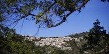 Calabre village