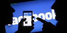 Facebook surevalue les donnees de vision des publicites, selon un analyste