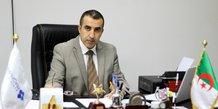 DG de la bourse d'Alger Yazid Benmouhoub