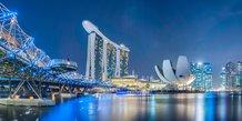 LTDE- Smart City - Singapour
