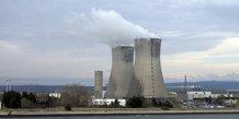 La centrale nucléaire du Tricastin en 2009