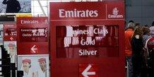 Emirates se dit ouverte a une cooperation avec etihad