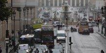 La ville de paris veut la fin des voitures a essence d'ici 2030