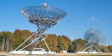 Antenne Parabole Radio Satellite