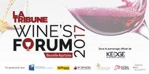 Visuel La Tribune Wine's Forum