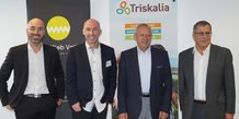 Triskalia, West Web Valley, Sébastien Le Corfec, Charles Cabillic, Georges Galardon, Dominique Ciccone,